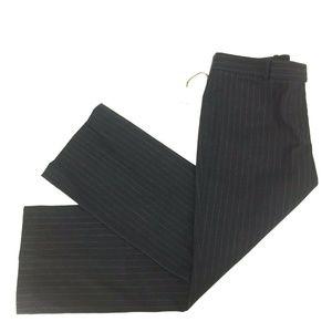 Lewit Pinstripe Dress Pants Navy Blue NWT Sz 12